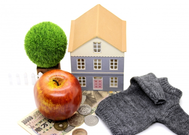 生活の三大要素「衣・食・住」について